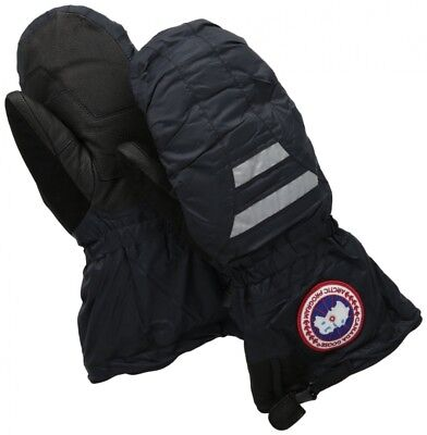 (Small, Black) - Canada Goose Men's Altitude Mitts. Shipping is Free