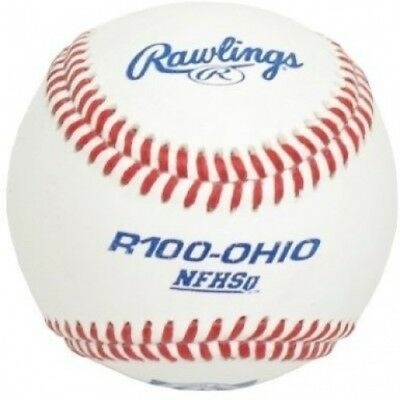 Rawlings R100-OHIO Official League Baseball: 1 Dozen. Best Price