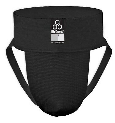 (Small, Black) - McDavid 3110 Athletic Supporter (2-Pack). Shipping is Free