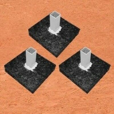 Base Anchor Foundation - Each (EA). Markers Inc. Delivery is Free
