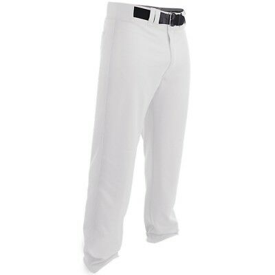 (X-Small, White) - Easton Men's Rival 2 Solid Baseball Pants. Shipping is Free