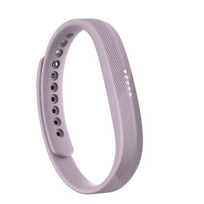 (Small, lavender) - Maledan Replacement Accessories Bands for Fitbit Flex 2,