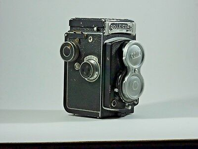 Rolleicord IIc Model 4 DRP DRGM camera for repair parts