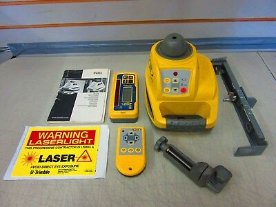 Spectra Precision HV301 Laser Level Package With HL450 Receiver