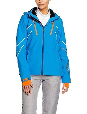 (38, Riviera) - CMP - Women's Ski Jacket. Delivery is Free