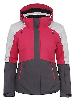 (38, Red) - Katia Icepeak Jacket. Shipping is Free