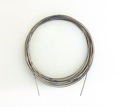 49-Strand 270# Stainless Steel Shark Cable 9.1m. Cardinal Tackle. Free Shipping