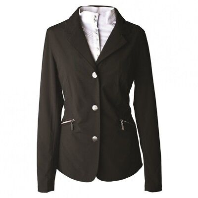 (Black, X-Small) - Horseware Ladies Competition Jacket. Delivery is Free