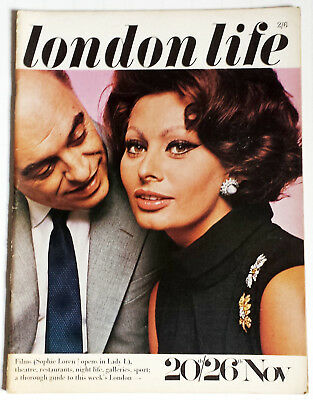 london life magazine. In its brief existence, it epitomised the Swinging sixties