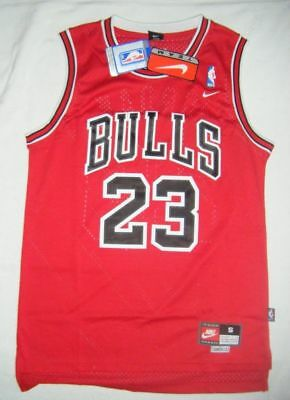 Débardeur nba basket-ball maillot Michael Jordan jersey Chicago Taureaux retro