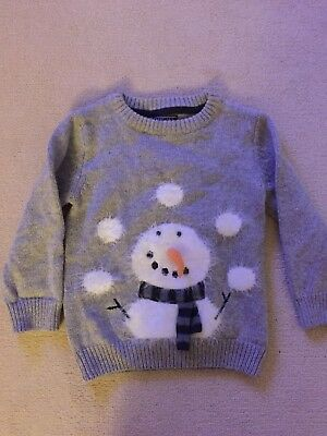 Girls 18-24 Month Christmas Jumper