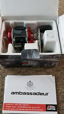 Abu Garcia 5601BCX Multiplier reel