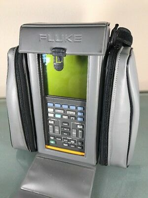 Fluke 97 50 MHz Scopemeter with Case and Accessories