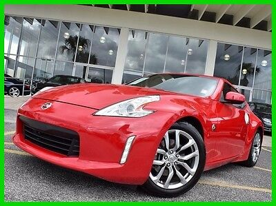 2013 Nissan 370Z  2013 Used 3.7L V6 24V Manual RWD Coupe Premium