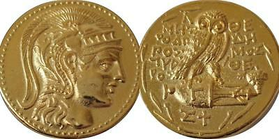 Athena-Goddess-of-Wisdom-with-Owl-and-Amphora-Coin-83-G-Version-3-New-Style