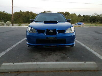 2006 Subaru WRX  06 wrx wrb. clean rust free. Some hail damage.