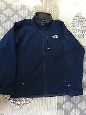 The North Face Men's APEX Navy Jacket, size XL