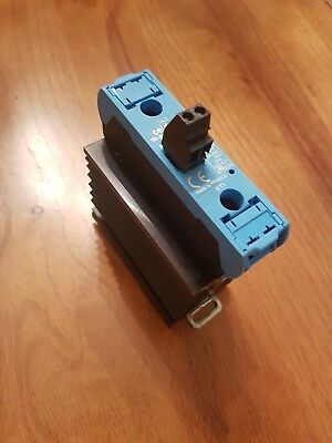 SSR, 75A, SU967460 1659377 celduc solid state relay contactor