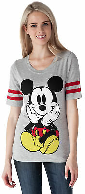 Disney Junior Mickey Mouse T-Shirt Front & Back