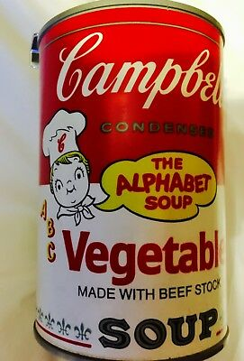 Vintage ,1976 Electric Can Opener, ABC Campbell's Soup Kid, Advertising, Dazey