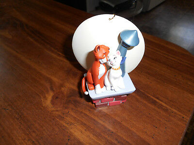 "Hallmark -Cat Ornament, "" The Aristocats"", 2001"