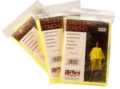 Emergency Poncho. Emergency Disaster Systems, Inc.. Shipping is Free