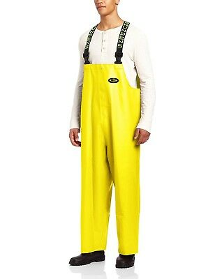 (Large, Yellow) - Clipper Bib Pant. Grundens. Delivery is Free
