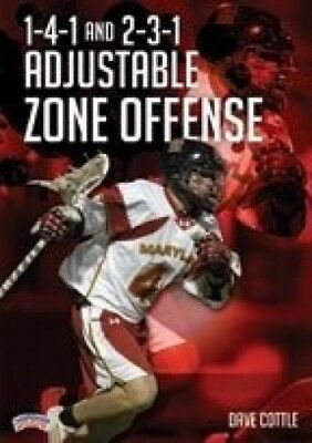Dave Cottle: 1-4-1 & 2-3-1 Adjustable Zone Offence (DVD). Brand New