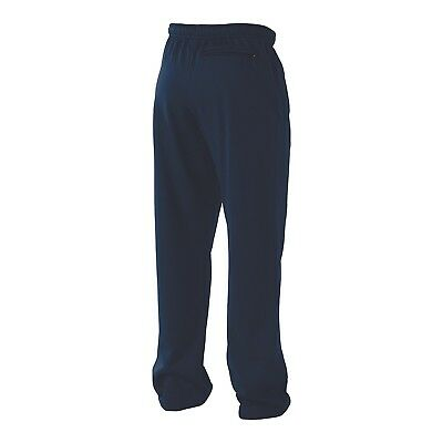 DeMarini Youth Fleece Pant, Navy, Large. Best Price
