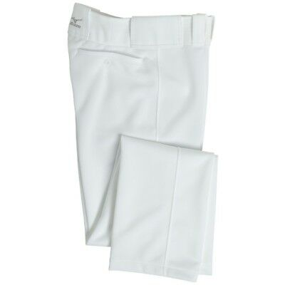 (X-Small, White) - Mizuno Premier Pro Pants. Delivery is Free