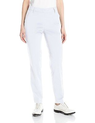 (6, Bright White) - Puma Golf Women's Pounce US Pants. Delivery is Free