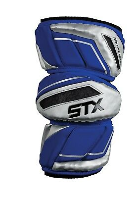 STX Lacrosse Men's Shadow Armpad, Royal Blue, Large. Shipping Included