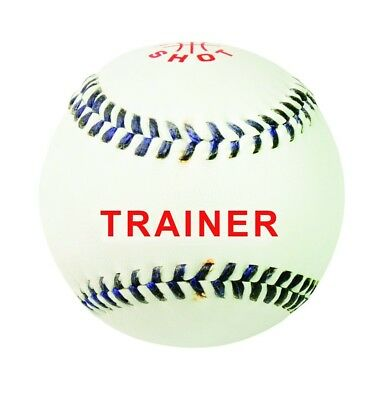 Sure Shot Trainer Rounders Ball - White. Huge Saving