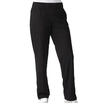 (Small, Black) - adidas Golf Women's Climastorm Pants. Brand New