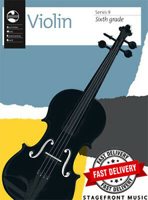 Ameb Violin Series 9 - Sixth Grade 6 ***New***