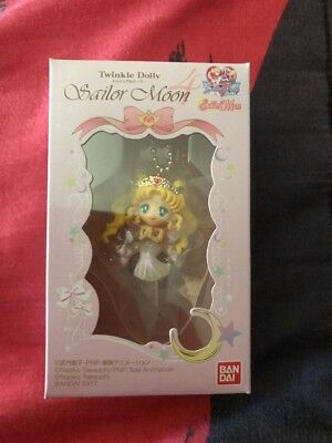 Official Sailor Moon Twinkle Dolly 4 Neo Queen Serenity Keychain Charm