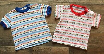 Lot Vintage 80s 90s Infant Toddler Boys KniTogS Shirt 18M 18 Months