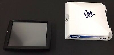 New Holland Intelliview IV/Case Pro 700 W/372 Receiver