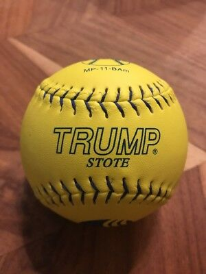 "Trump Stote USSSA 11"" Classic W Softball MP-11-BAm Dozen * .47 Cor"