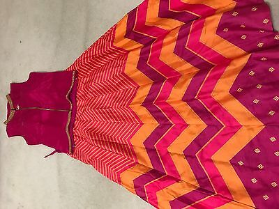 Indian Lehenga  Bollywood Style Top and Skirt