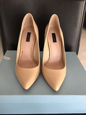 """Rmk Nude Pointed Pumps """"bahrain"""" Shoes Size 37"""