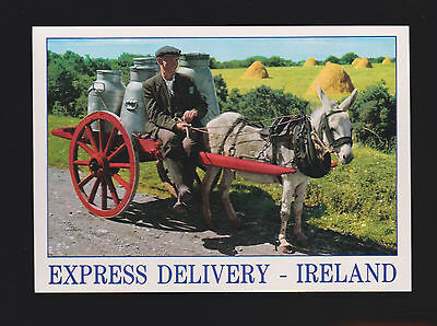Express Delivery Ireland postcard #47