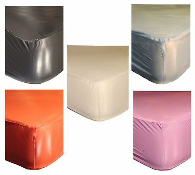 PVC Clamping Bed Protection bedsheet Playground MATTRESS COVERS TO Diaper Pants