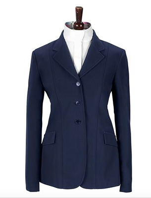 NEW Tailored Sportsman Ladies Competition Coat - Black, Green, Navy - 0R-14R