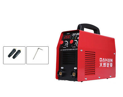 220V Mini DC Inverter MMA Welder Household Electric Welding Machine ZX7-200