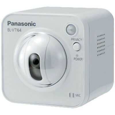 Panasonic BL-VT164 Pan-tilt Body Heat Wireless IP Infrared/Night Vision Camera