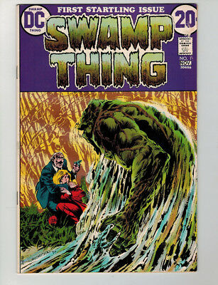 Swamp Thing 1 Wrightson (and Wein) 5.0