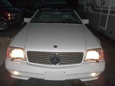 1992 Mercedes-Benz SL-Class  1992 Mercedes Benz SL500 76000 miles Beautiful {LOOK}