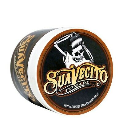 Suavecito Original Hair Pomade Mens Quiff Style Retro Barber Gel Wax Made in USA
