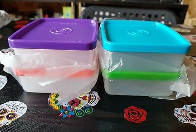 Tupperware snack on the go set